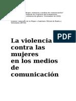 ForoEstudioViolencia.doc