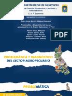 Prob. y Diag. Sector Agro.