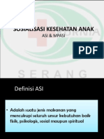 Asi & Mpasi New