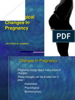 Physiological Changes in Pregnancy1221
