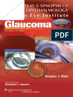 Wills - Glaucoma