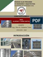 Grupo 9 Aluminio y Fierro