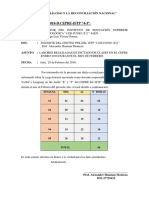 Informe Clases Cepre