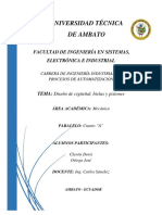 Proyecto CAD