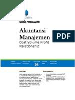 Modul Akuntansi Manajemen [TM4]