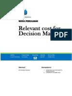 Modul Akuntansi Manajemen [TM13]