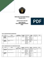 Rencana Program Kerja Labkom 2016
