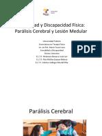 Pc y Lesion Medular
