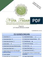 Tanda2 Dlm Al Quran Khas Tadarus 2