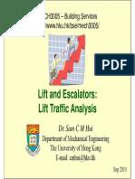 Hk Lift Analysis