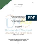 Evaluación Final Actividad Colaborativa 102017_112