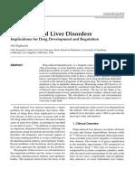 Drug Induced Liver