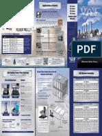 VAF Cooling Tower Brochure 10.2013
