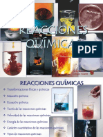 reacciones quimicas basicas