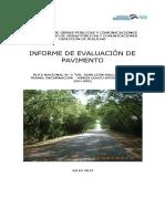 indice de condicion de pavimento en paraguay