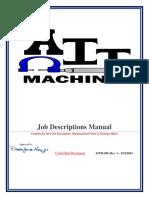 AITM-056, Rev. 1 - 05.22.2014 - Job Descriptions Manual