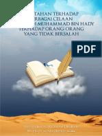 Bantahan Syaikh Rabi 210618