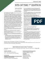 European Pharmacopoeia 7.0 - 2011