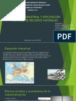Expansion Industrial y Explotacion Ilimitada de Recursos Naturales