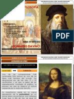 Leonardo Davinic Parte Mariela
