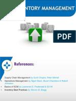 Inventory Management21