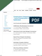Con Companies Hyd01