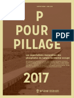 P pour Pillage - 2017