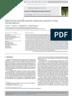 Multi-bearing remaining useful life collaborative prediction