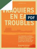 Vraquiers en eaux troubles (2017)