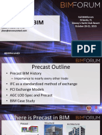 03 BIM Forum Presentation Precast