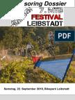 Sponsoringdossier 7. MTB Festival Leibstadt 2018