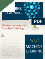 MCAL Global Machine Learning Training