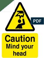 Safety Label