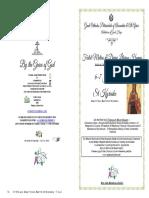 2018-7 July -Matlit- St Kyriake Great Virgin Martyr Nicomedia