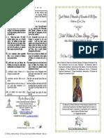 2018-20 July - St Elias Tishbite & Prophet