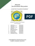 Cover Makalah Ikm