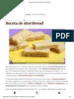 Shortbread - El Monstruo de Las Galletas