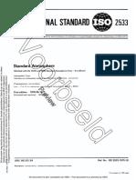 ISO -2533 - Standard Atmosphere