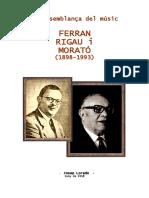 Ferran Rigau - Biografia - (Josep Loredo, 11-7-18)