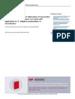 PDMS_microfluidic