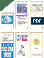 Leaflet Cuci Tangan 2018