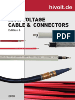 Catalog HV Cable Connectors