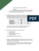 Problem Statements Chapter 1 - Productivity
