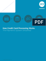 How Credit Card Processing Works