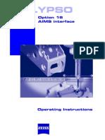 Calypso 16 AIMS-Interface