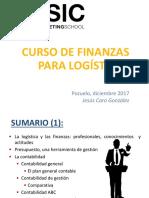 CURSO DE FINANZAS PARA LOGISTICOS