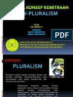 PPT PLURALISME