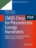 CMOS Circuits for Piezoelectric Energy Harvest Ers