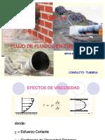 CLASE VII-flujo de fluidos en tuberias.ppt