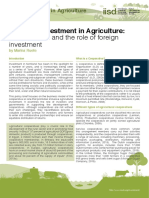 Inclusive Investment in Agriculture En